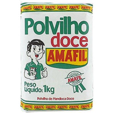 Polvilho Doce Amafil 1Kg