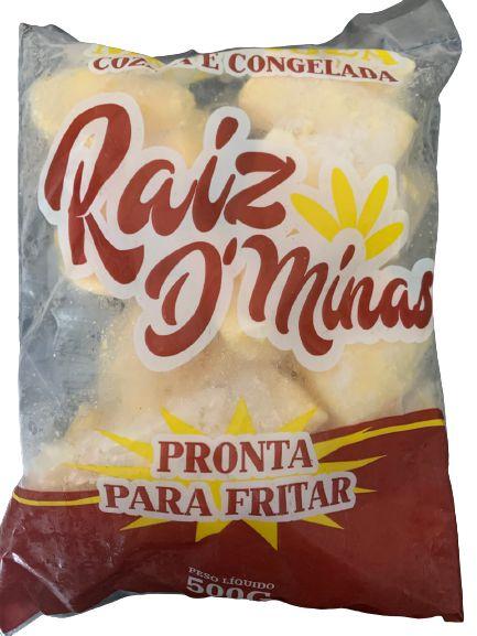 Mandioca Congelada Raiz D'Minas 0,500 Gr