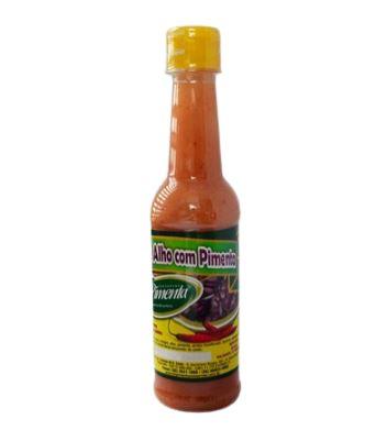 Molho de Alho com Pimenta - 150 ml