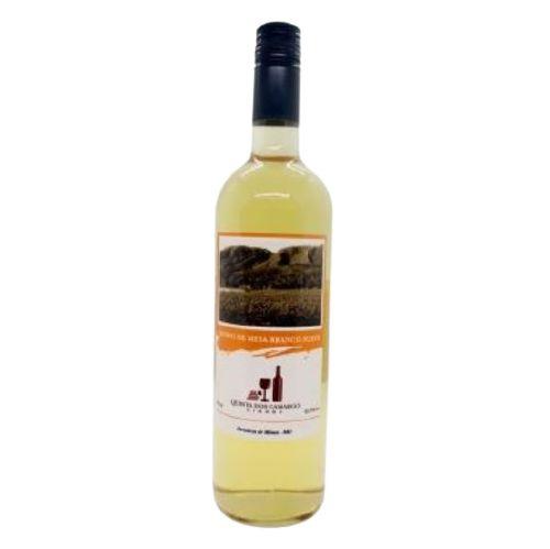 Vinho Quinta dos Camargo - Branco Suave 750 ml