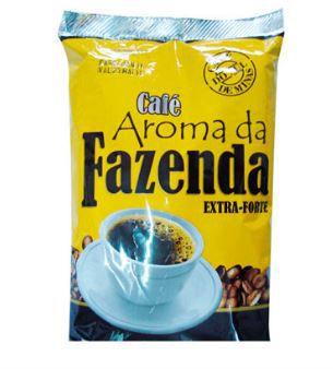 Café Aroma da Fazenda 0,500 Gr