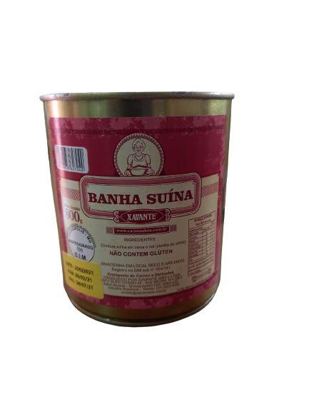 Banha Suína - 800 GR