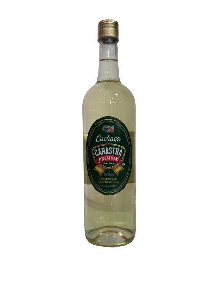 Cachaça Canastra Premium - Ouro 670 Ml