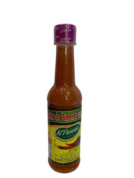 Molho de Pimenta com Alho - 150 ml