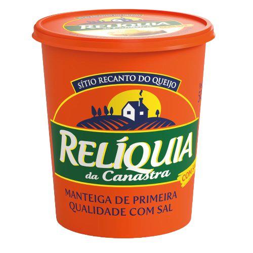 Manteiga Relíquia da Canastra - 500 Gr
