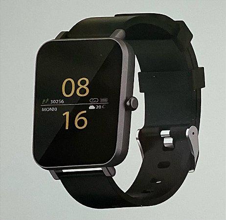 Relogio Havit H1103A Smartwatch Bluetooth - Preto
