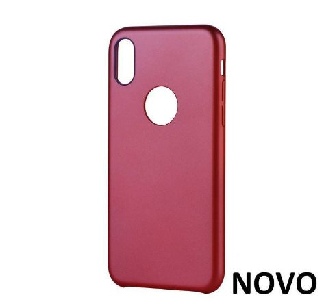 Capa iPhone X Devia 477-RED