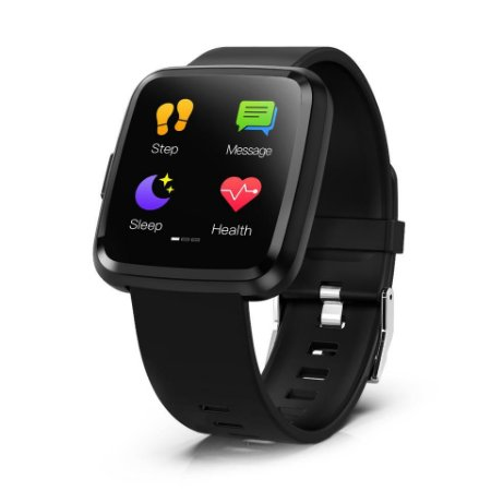 Relógio Smart Watch Bracelet H1104A Havit BK