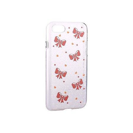 Capa iPhone 7 Nifty Case laços Devia 459-MEL