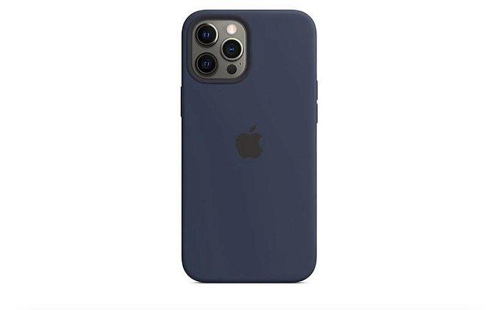Capa iPhone 12 Pro Max Silicone