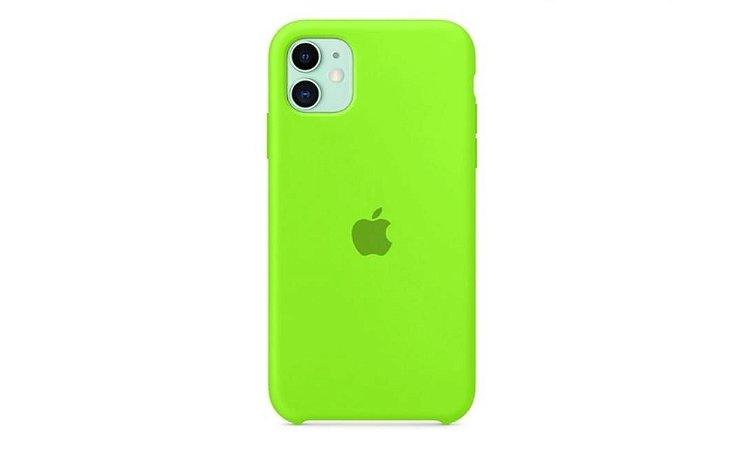 Capa iPhone 11 Silicone