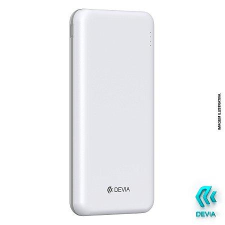 Power Bank Guardian Devia Branco 10.000 mAh