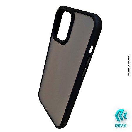 Capa Anti Choque Preta Devia iPhone 12 Pro Max Joy Elegant