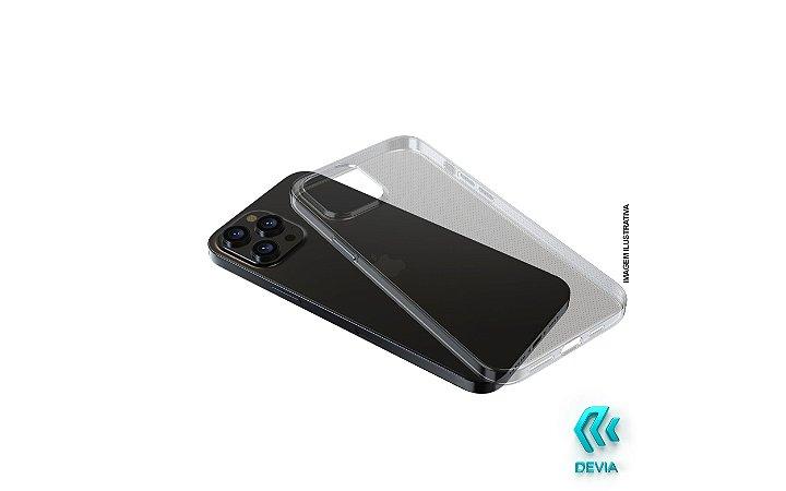 Capa Naked TPU Crystal Clear Devia iPhone 12 Pro Max