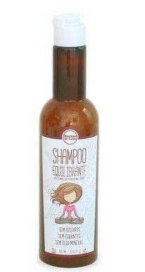 Shampoo de Sete Ervas Equilibrante Orgânico -Boutique do Corpo