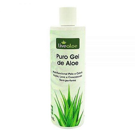 Puro Gel Multifuncional Natural de Aloe 500ml – Livealoe