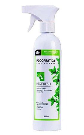 Hidratante e Desodorante para os Pés  Higifresh  500 ml - WNF