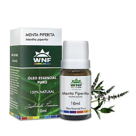 Óleo Essencial Natural de Menta Piperita 10ml – WNF