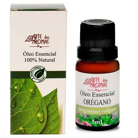 Óleo Essencial de Orégano 5ml – Arte dos Aromas