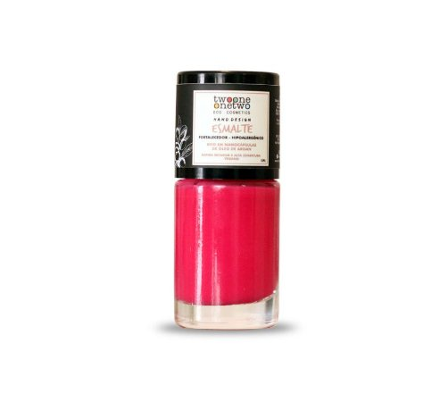 Esmalte Hipoalergênico Fortalecedor Natural e Vegano 610 Rose Dream 10ml - Twoone Onetwo
