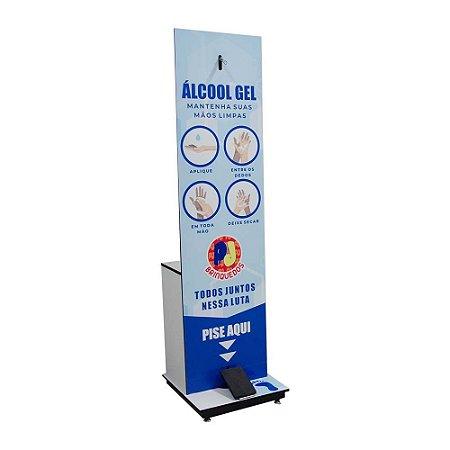 Totem Álcool Gel 5 Litros