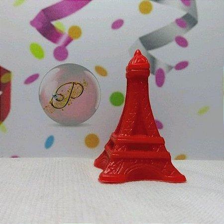 Sabonete Torre Eiffel Binde Corporativo Festa Aniversário Paris 15 anos
