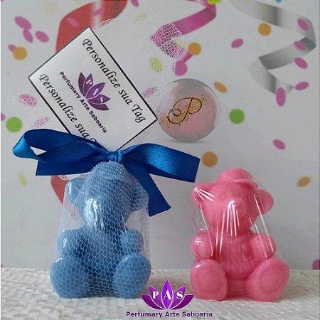 Lembrancinha Chá de Bebê Fralda Maternidade Revelaçâo