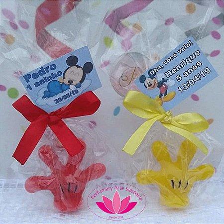 Lembrancinha de Aniversário Festa Infantil Turma do Mickey