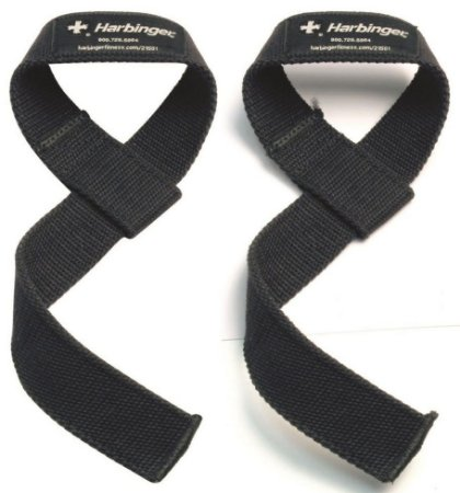 Cotton Lifting Straps - Harbinger