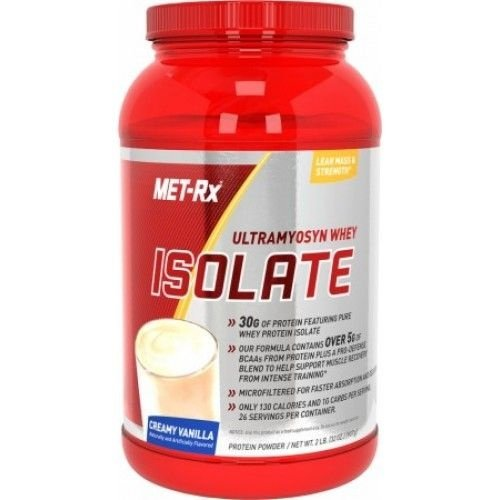 ULTRAMYOSYN WHEY ISOLATE (907 g) - Met RX