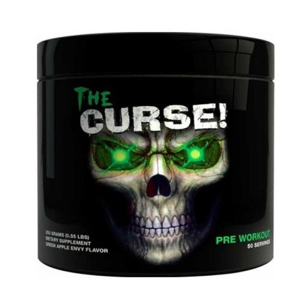 The Curse (250g) 50 doses - Cobra Labs