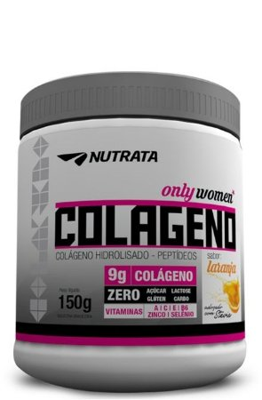 Colageno Only Women Natural (150g) - Nutrata