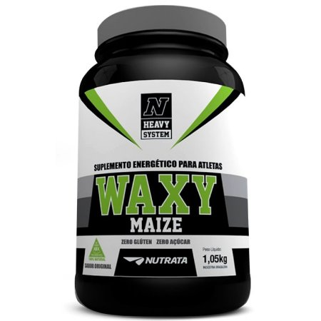 WAXY MAIZE (1,05 kg) - Nutrata