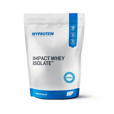 Impact Whey Isolate (1KG) - Myprotein