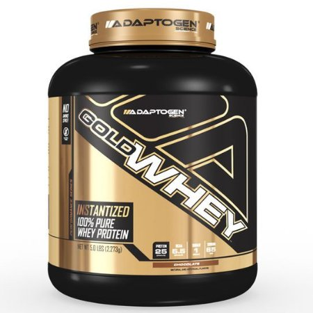 Gold Whey (2,2kg) 5 lbs – Adaptogen Science