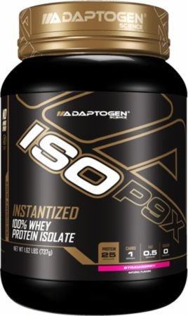 ISO P9X 737g (1,6lbs) - Adaptogen Science