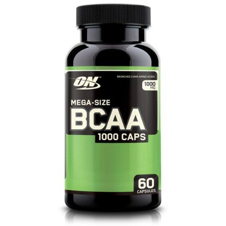 BCAA 1000 (60 caps) - Optimum Nutrition