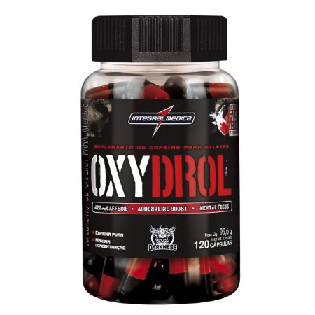 Oxydrol (120 caps) - Integralmédica