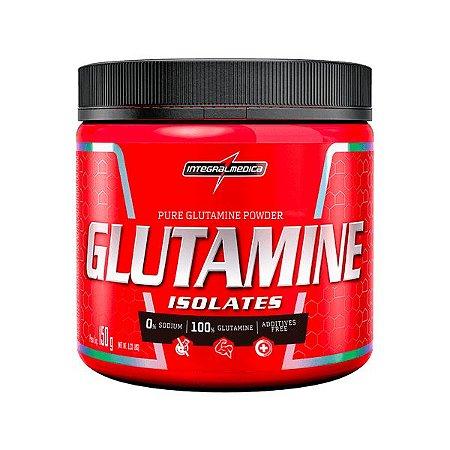 Glutamine Isolates (150g) - integralmedica