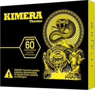 kimera thermo (60 capsulas) - Iridium labs