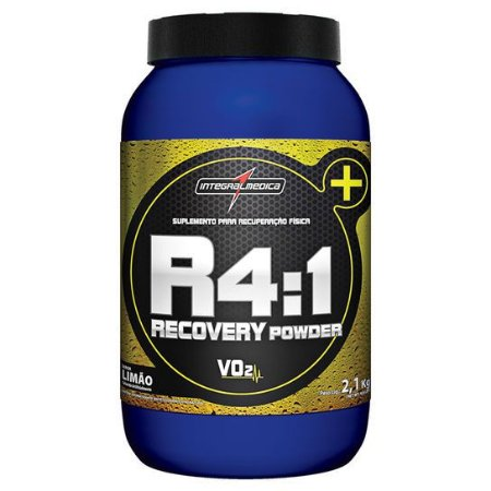 R4:1 Recovery Powder (2,1 kg) - IntegralMédica