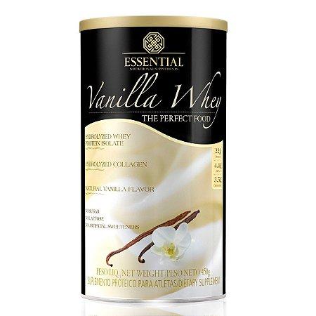 Vanilla Whey (450g) Whey Protein Hidrolisado - Essential