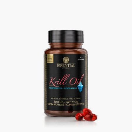 KRILL OIL (60 cápsulas) - Essential