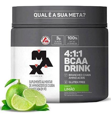 4:1:1 BCAA Drink (280g) - Max Titanium