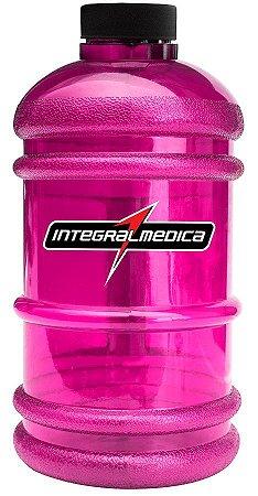 Galão Body Size Rosa 2,2 Litros - Integralmédica