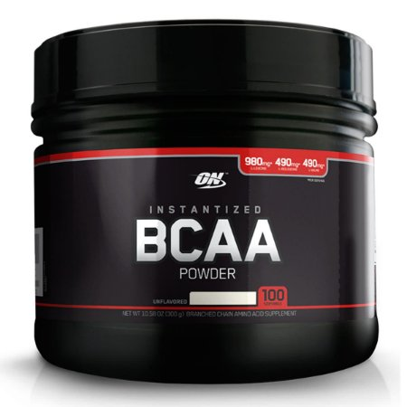 BCAA Powder Instantized (300g) Black Line - Optimum Nutrition