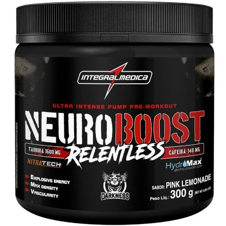 Neuroboost Relentless (300g) - IntegralMedica