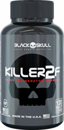 KILLER 2F (60 caps) - Black Skull
