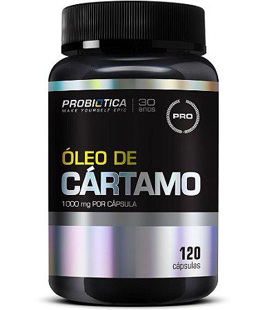 Óleo de Cártamo 1000mg - 120 Cápsulas - Probiótica