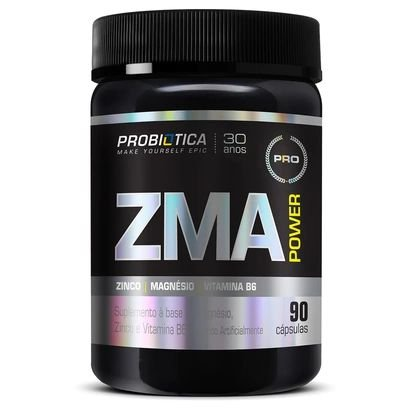 ZMA POWER 90 CAPS - Probiotica